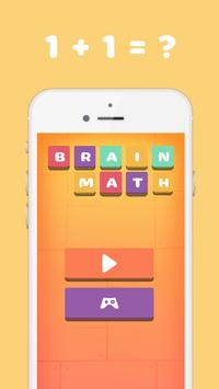 Brain Math 3 - Addicting Games poster