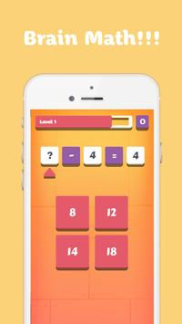Brain Math 3 - Addicting Games screenshot 1