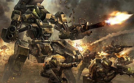Tips War Robots Guide apk screenshot