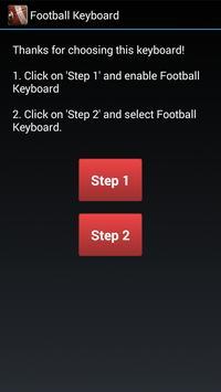 Football Keyboard screenshot 2