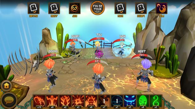 We are Magic – 3D PvP MOBA RPG apk screenshot
