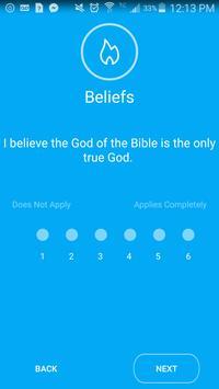 Believe Assessment screenshot 2