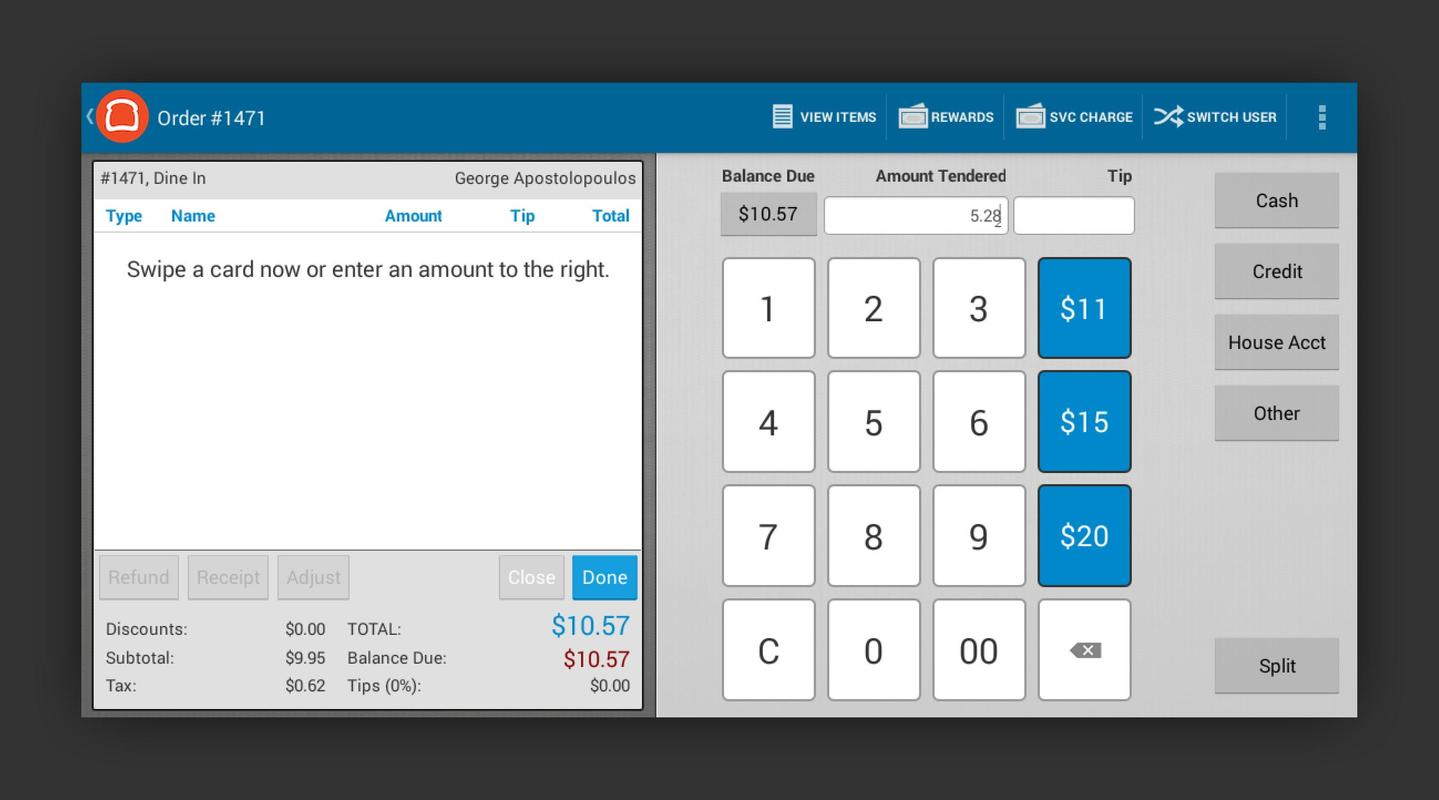 Toast Pos System Apk Download Free Business App For