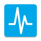 Blue Task Manager icon