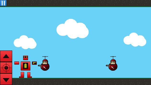 Red Robot Rampage apk screenshot