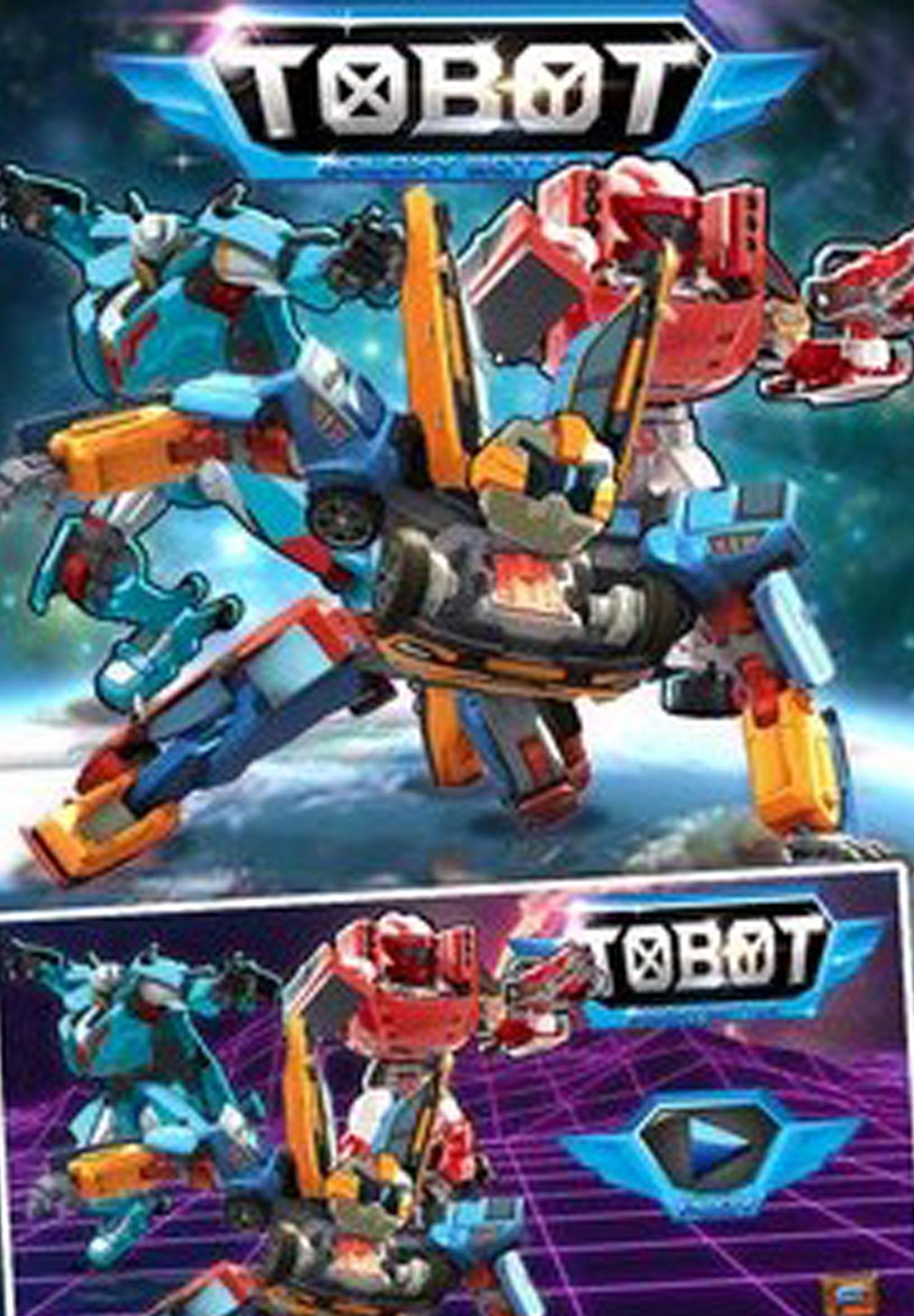 Tobot Wallpaper For Android APK Download
