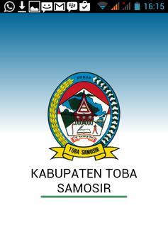 Kabupaten Toba Samosir poster
