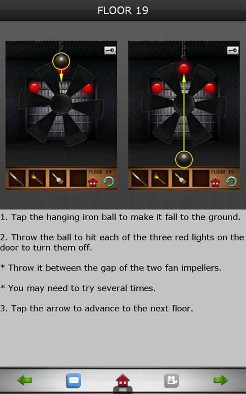 100 Floors Level 29 Walkthrough Android
