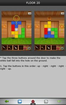 100 Floors Official Cheats скриншот приложения