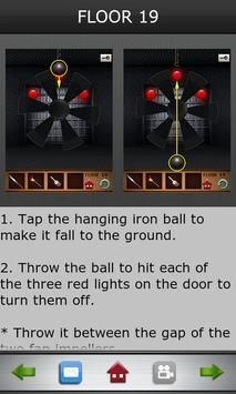 100 Floors Official Cheats apk screenshot
