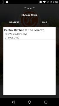 central kitchen at the lorenzo plakat central kitchen at the lorenzo screenshot 1 - Central Kitchen Lorenzo