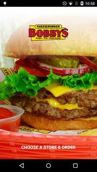 Cheeseburger Bobby's poster