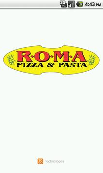 Roma Pizza poster
