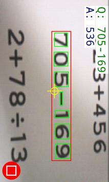 Math Camera (Demo Version) screenshot 1