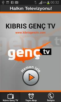 Kıbrıs Genç TV apk screenshot