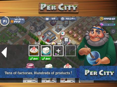 PerCity - The Persian City apk تصوير الشاشة