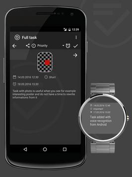 ToDoMan - to-do & task manager screenshot 1