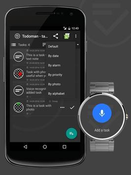 ToDoMan - to-do & task manager screenshot 4