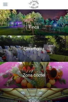 Los Jardines del Alberche apk screenshot