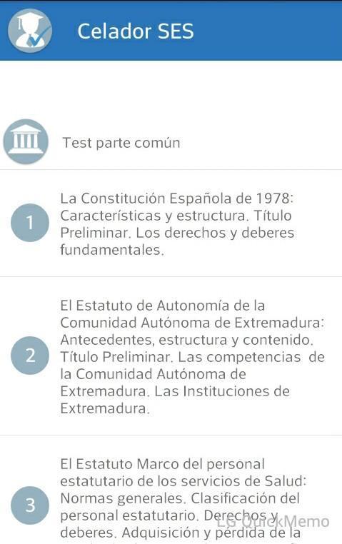 Oposición Celador Ses For Android Apk Download