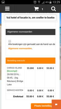 ToDosCrete - Sunweb apk screenshot