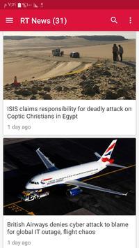 Breaking News Today apk screenshot