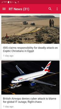 Breaking News Today screenshot 10