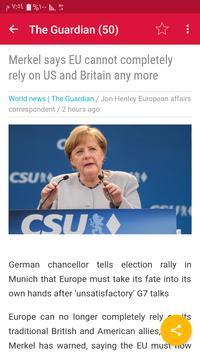 Breaking News Today screenshot 2