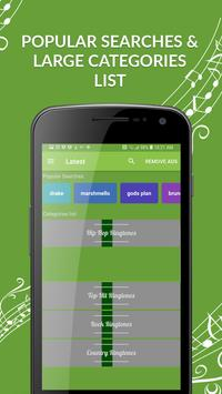 Today's Hit Ringtones Pro🎵Hot Free Ring Tones screenshot 2