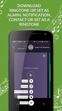 Today's Hit Ringtones Pro🎵Hot Free Ring Tones screenshot 7