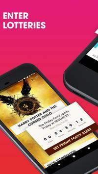TodayTix – Theater Tickets apk screenshot