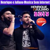 Henrique e Juliano Musica Sem internet 2019 ícone
