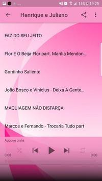Henrique e Juliano Musica Sem internet 2019 imagem de tela 4