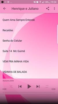 Henrique e Juliano Musica Sem internet 2019 imagem de tela 5