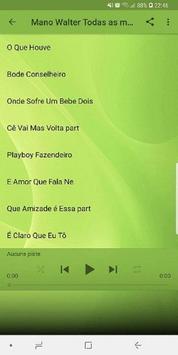 Mano Walter Todas as músicas sem internet 2019 imagem de tela 1
