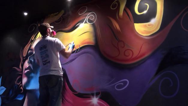How to draw Graffiti art screenshot 2