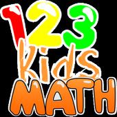 123 Kids Math icon