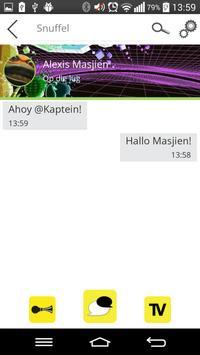 toeterCHAT apk screenshot