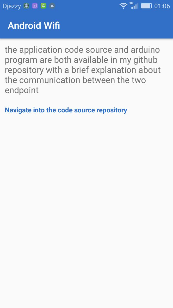 Connect to Arduino ESP8266 for Android - APK Download