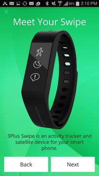 3Plus Activity Tracker poster
