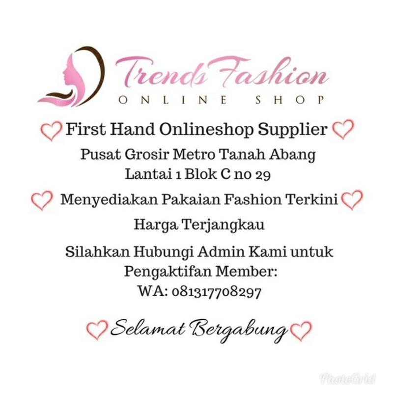 Grosir Baju Murah Tanah Abang Blok F Tenmien Store. Trends Fashion Online  Shop For Android Apk Download 05ab1f2013