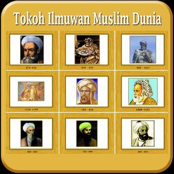 Tokoh Ilmuwan Muslim Dunia poster