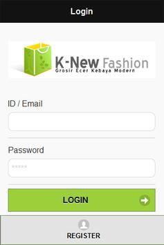 k-new fashion poster