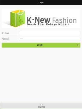 k-new fashion apk screenshot