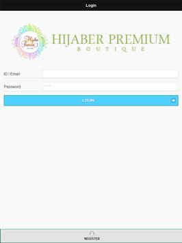 Hijaber Premium Boutique apk screenshot