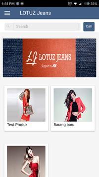 LOTUZ jeans screenshot 2