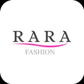 Rara shoes bandung icon
