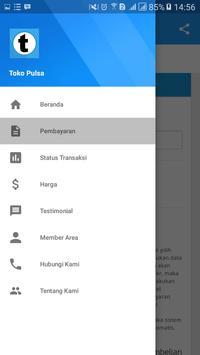 Toko Pulsa apk screenshot