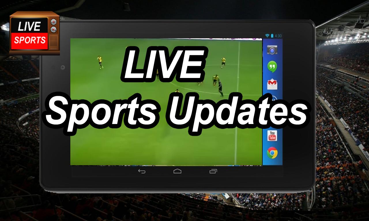 Live Sports TV channels App for Android - APK Download