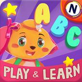 Super School: Educational Kids Games & Rhymes icon